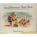Santa Cruz Book Sand Between Your Toes by Sally Bookman