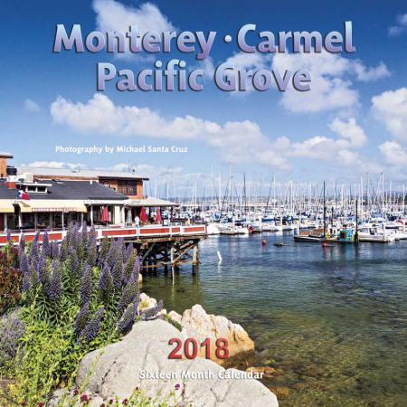 2018 Monterey Calendar