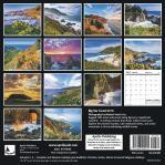 2019 Calendar Big Sur Coast