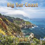 2019 Calendar Big Sur Coast