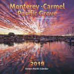 2019 Calendar Monterey Carmel Pacific Grove