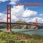 2019 Calendar San Francisco