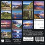 2019 Calendar Northern California