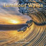 2019 Calendar Luminous Waves