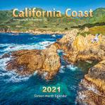 california coast 2021 calendar