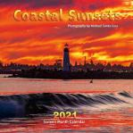 coastal sunsets 2021 calendar