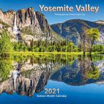 yosemite valley 2021 calendar