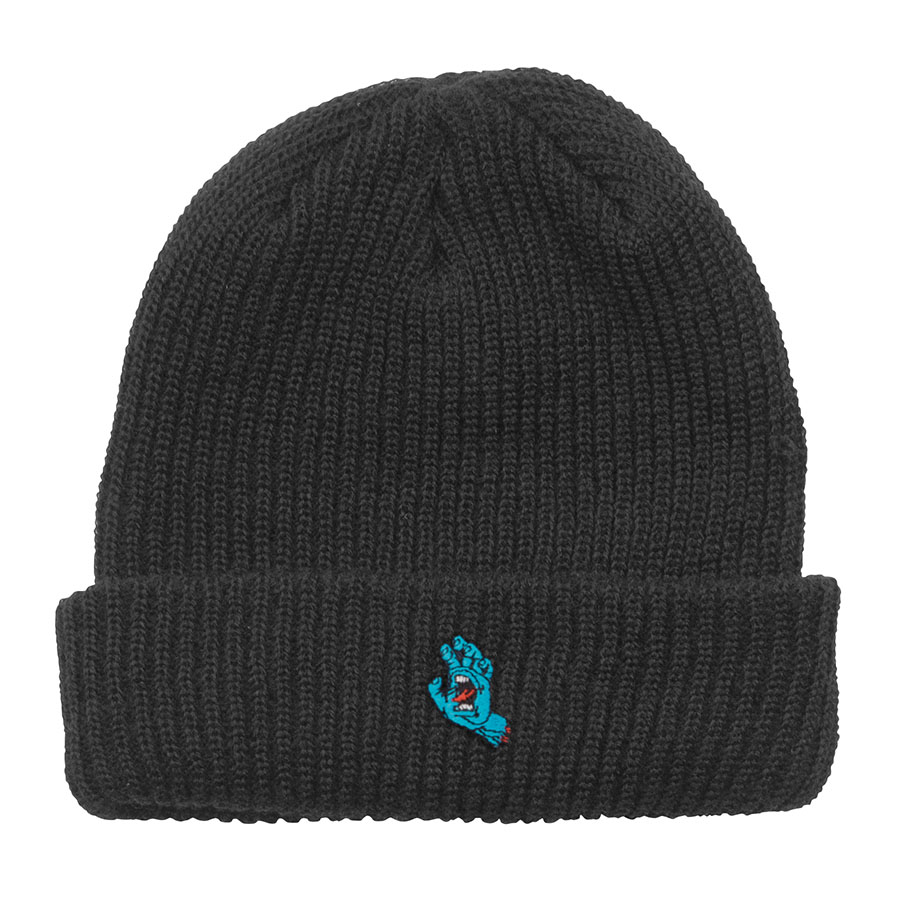 screaming hand beanie