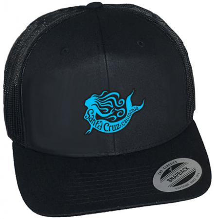 santa cruz mermaid hat by tim ward