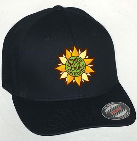 santa cruz sunflower hat by tim ward