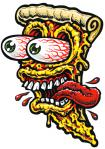 jimbo phillips pizza face sticker decal