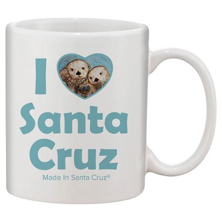 Santa Cruz Mug Sea Otters