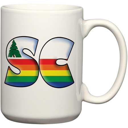 santa cruz flag mug