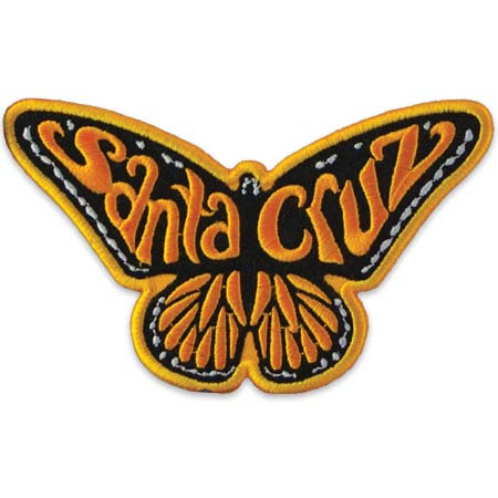 santa cruz butterfly monarch keychain tim ward