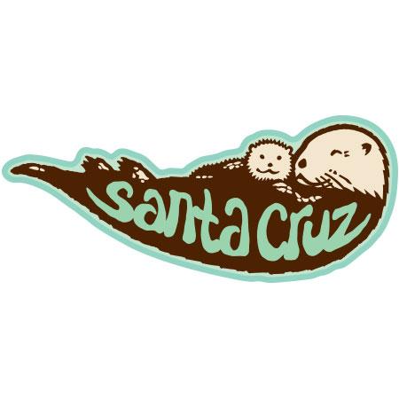 tim ward patch santa cruz otters