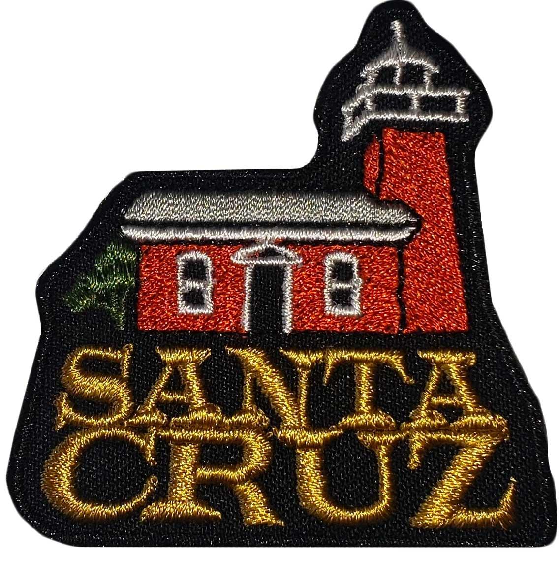 santa cruz lighthouse patch tim ward