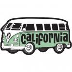 tim ward sticker decal vw bus california