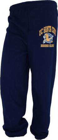 ucsc banana slug sweatpants