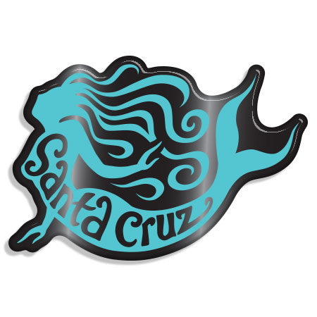 tim ward santa cruz mermaid blue pin