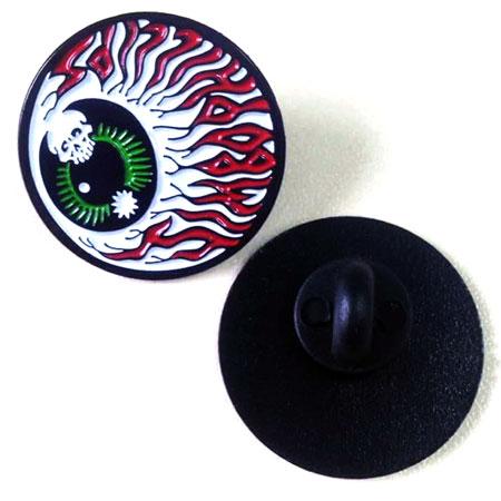 Jimbo Phillips Eyeball Pin