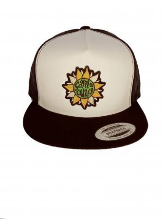 sunflowersnapblkwht
