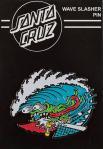 santa cruz slasher wave pin