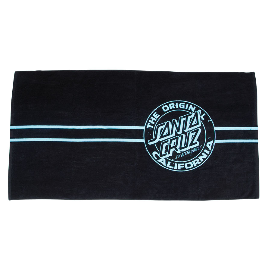 Santa Cruz Beach Towel Cali Dot