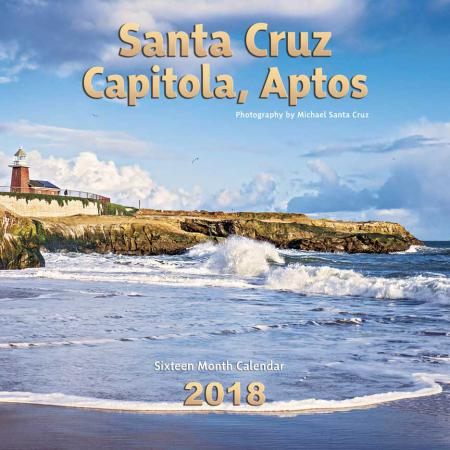 2018 Santa Cruz Calendar