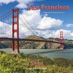 2018 San Francisco Calendar