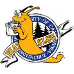 ucsc fiat banana slug sticker decal
