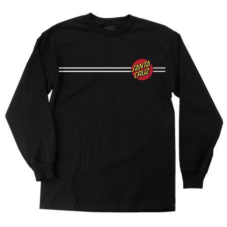 Santa Cruz Long Sleeve Shirt Classic Dot