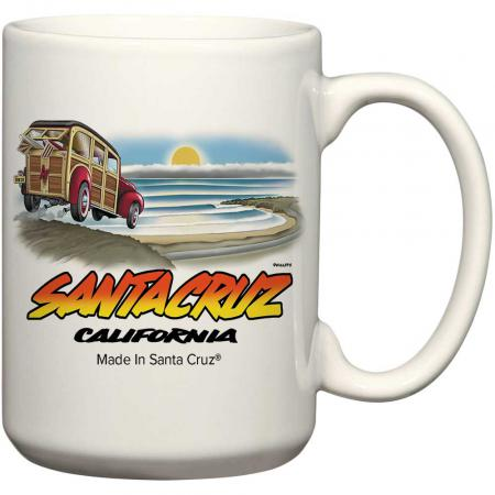Mug Santa Cruz Woody Woodies Jim Phillips