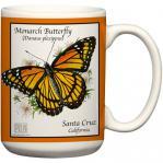 Mug Santa Cruz Monarch Butterfly
