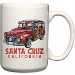 Mug Santa Cruz Woody