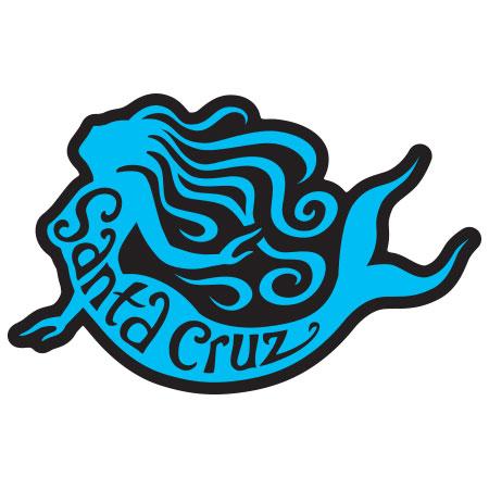 tim ward patch santa cruz mermaid