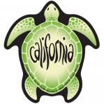 tim ward sticker decal turtle california