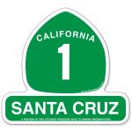santa cruz highway 1 magnet tim ward