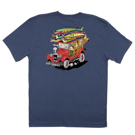 Santa Cruz Woodies Woody Tshirt