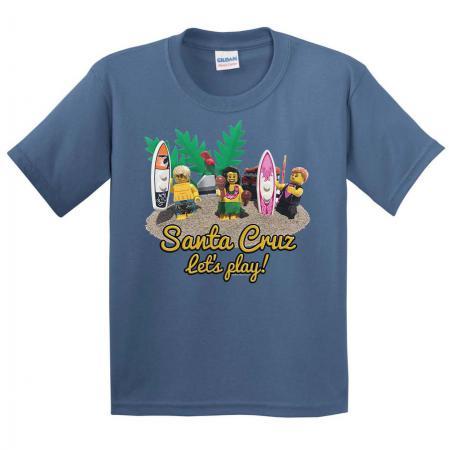 Santa Cruz Lego Shirt