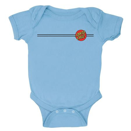 infant toddler onesie santa cruz classic dot