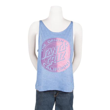 juniors santa cruz tank top