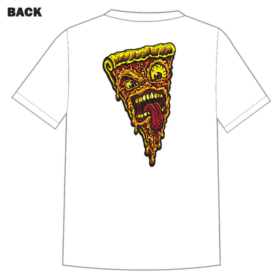 jimbo phillips tshirt pizza face