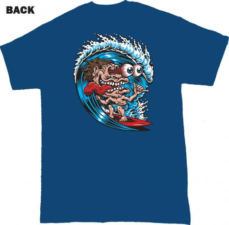 jimbo phillips tshirt surf freak