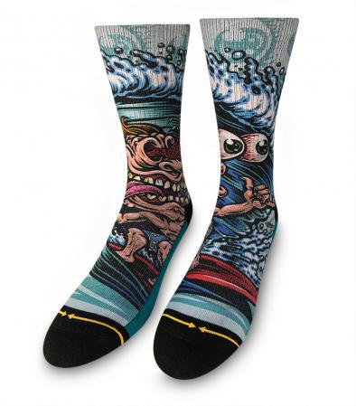 Santa Cruz Socks Jimbo Phillips