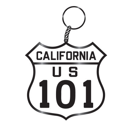 tim ward key chain us 101