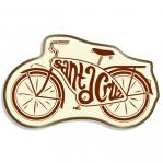 tim ward santa cruz bike cruiser pin