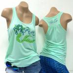 santa cruz mermaid tank top