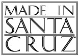 Made In Santa Cruz logo